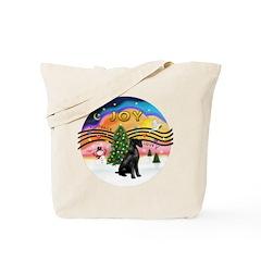 XMusic2-Giant Schnauzer Tote Bag
