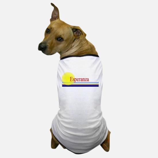 Esperanza Dog T-Shirt