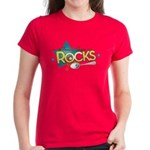 My Family Recipe Rocks Women's Dark T-Shirt