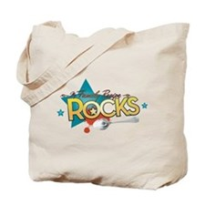 My Family Recipe Rocks Tote Bag