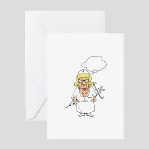 Nurse Greeting Card
