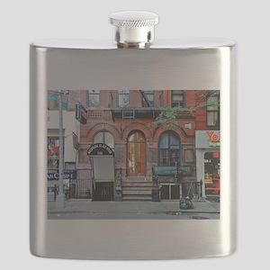 Greenwich Village: Macdougal St. Ale House Flask