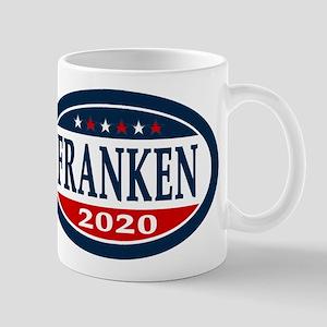Al Franken President 2020 11 oz Ceramic Mug