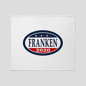 Al Franken President 2020 Throw Blanket