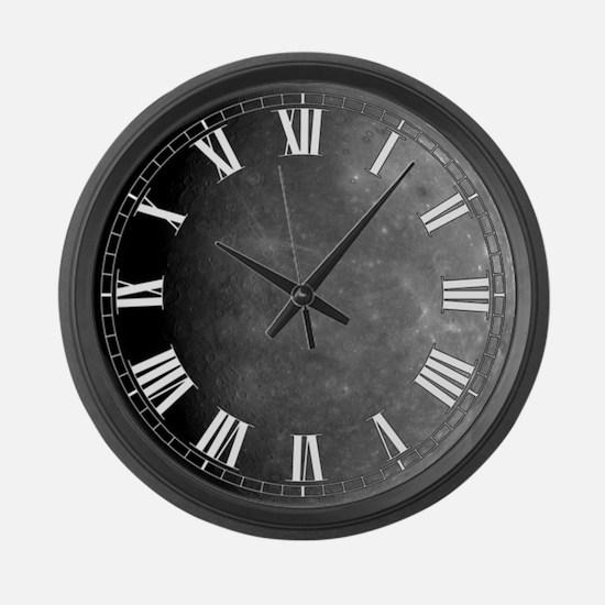 Mercury Large Wall Clock