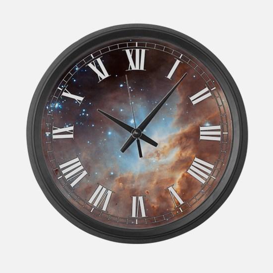 N11B Large Wall Clock