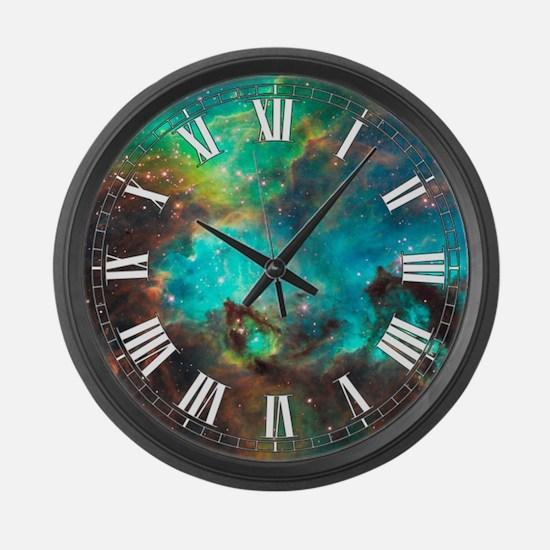 NGC 2074 Large Wall Clock