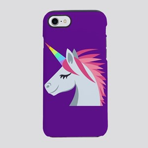 Unicorn Emoji iPhone 7 Tough Case