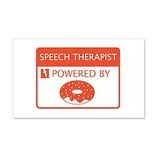 Speech Therapist Wall Decal