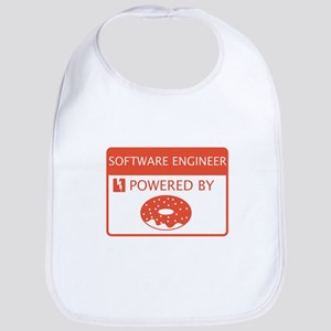 Software Engineer Powered by Doughnuts Bib