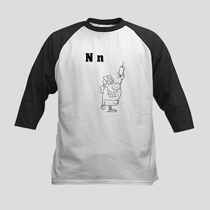 Nurse Kids Baseball Jersey