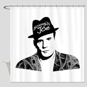 Scungilli Joe Shower Curtain