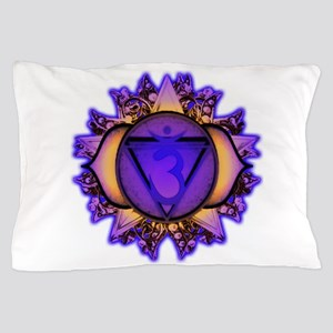 Ajna Chakra Pillow Case