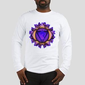 Ajna Chakra Long Sleeve T-Shirt