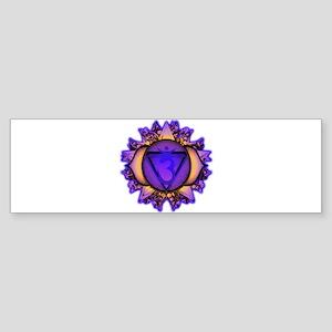 Ajna Chakra Sticker (Bumper)