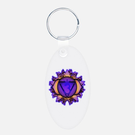 Ajna Chakra Keychains