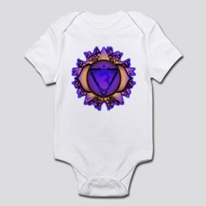 Ajna Chakra Infant Bodysuit