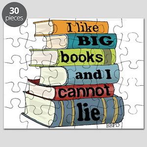 I Like Big Books Puzzle