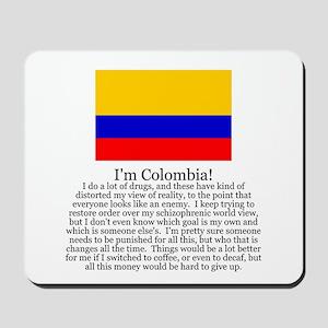 Colombia Mousepad
