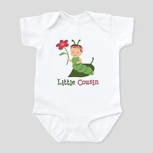 Little Cousin - Caterpillar Infant Bodysuit