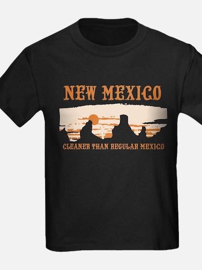 New Mexico T