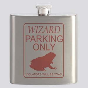 Wizard Parking Flask