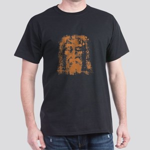 Jesus, Shroud of Turin Dark T-Shirt