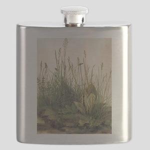 Albrecht Durer Great Piece Of Turf Flask