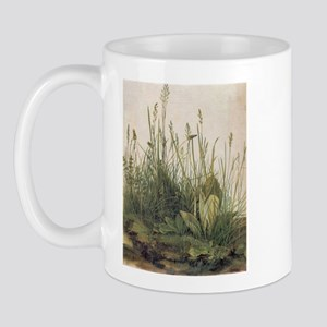 Albrecht Durer Great Piece Of Turf Mug