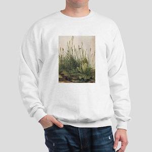 Albrecht Durer Great Piece Of Turf Sweatshirt