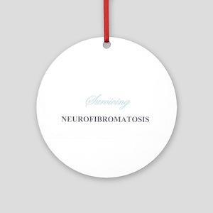 Neurofibromatosis Ornament (Round)