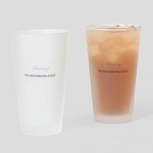 Neurofibromatosis Drinking Glass