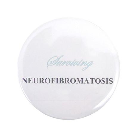 """Neurofibromatosis 3.5"""" Button"""