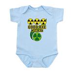 Good-bye Nuclear Infant Bodysuit