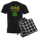 Good-bye Nuclear Men's Dark Pajamas