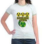 Good-bye Nuclear Jr. Ringer T-Shirt