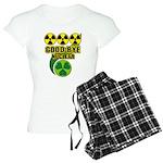 Good-bye Nuclear Women's Light Pajamas