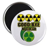 Good-bye Nuclear Magnet