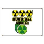 Good-bye Nuclear Banner