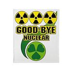 Good-bye Nuclear Throw Blanket