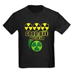 Good-bye Nuclear Kids Dark T-Shirt