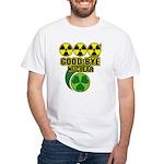 Good-bye Nuclear White T-Shirt