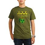 Good-bye Nuclear Organic Men's T-Shirt (dark)