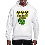 Good-bye Nuclear Hooded Sweatshirt