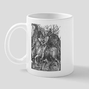 Albrecht Durer Knight Death and the Devil Mug