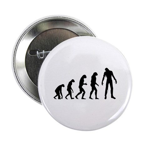 "Evolution zombie 2.25"" Button"