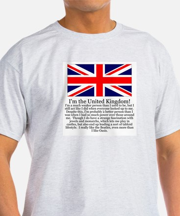 United Kingdom Gray T