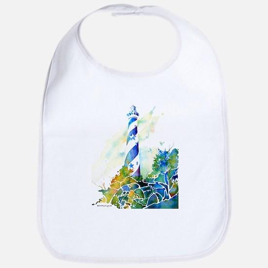 Cape Hatteras Lighthouse Bib