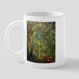 Claude Monet Weeping Willow Mug