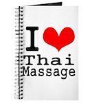 I love Thai Massage Journal